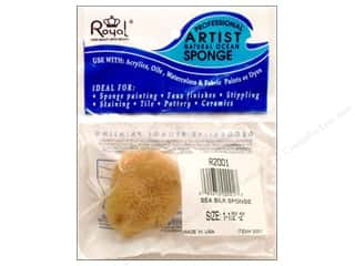 Home Decor Blue: Royal Sponges Sea Silk 1.5 to 2""