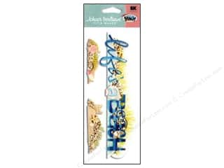 sticker: Jolee's Boutique Title Stickers Life's a Beach