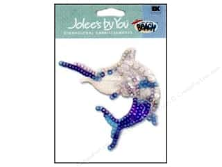Clearance Blumenthal Favorite Findings: EK Jolee's By You Beach Swordfish Sequin