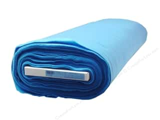 Quilt in a Day $20 - $72: Kunin Rainbow Classic Felt 36 in. x 20 yd. Crystal Blue (20 yards)