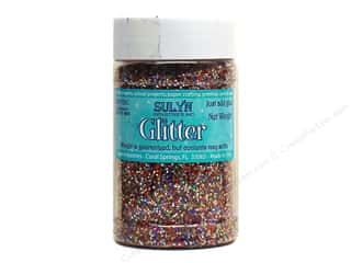 Sulyn Glitter 8oz Jar Multi