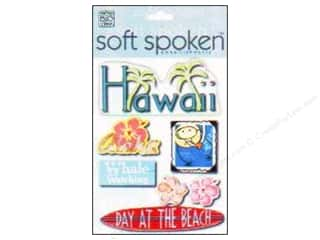 2013 Crafties - Best Adhesive: MAMBI Sticker Soft Spoken Hawaii