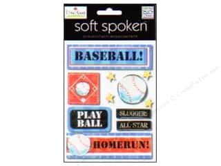 2013 Crafties - Best Adhesive: MAMBI Sticker Soft Spoken Ellen Baseball