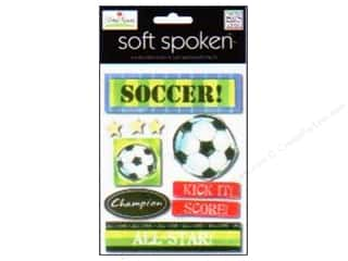 Holiday Sale: MAMBI Sticker Soft Spoken Ellen Soccer