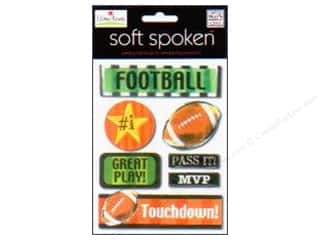 Holiday Sale: MAMBI Sticker Soft Spoken Ellen Football