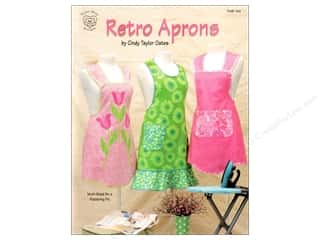 Taylor Made Designs: Taylor Made Retro Aprons Book