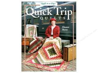 Books: Quilt In A Day Quick Trip Quilts Book