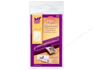 "Purple Cows Laminator Refill Pouch Hot 3""x5"" 20pc"