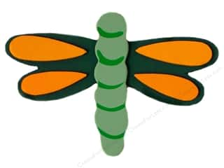 Lara's Painted Wood Bulk Dragon Fly (50 pieces)