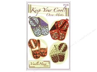 Vanilla House Quilting Patterns: Vanilla House Your Cool Oven Mitt Pattern