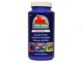 Plaid Apple Barrel Paint 16oz Cobalt Blue