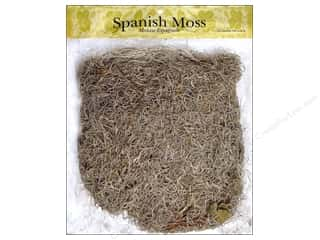 Panacea Moss Spanish Natural 8oz