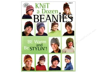 Knit a Dozen Beanies Book
