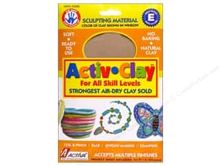 Weekly Specials Perler Beads: Activa Activ-Clay 1 lb. White