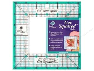 June Tailor Ruler Get Squared 6.5