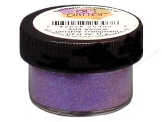 Art Institute Glitter Ultrafine 1/2 oz. Transparent Volare