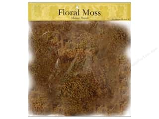 Mother Nature's Floral Arranging: Panacea Moss Floral Natural 6oz