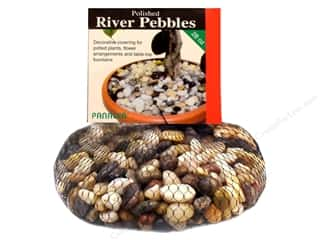 Outdoors inches: Panacea Decorative Pebbles 28 oz. Assorted Colors