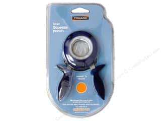 Fiskars Round &#39;n Round Squeeze Punch Large