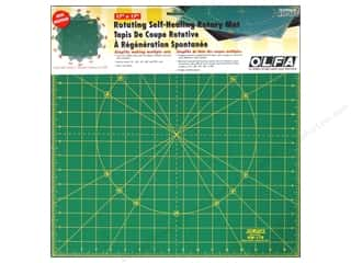 "weekly specials: Olfa Spinning Rotary Mat 17"" Square"