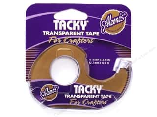 "Aleene's Tacky Transparent Tape 1/2""x 500"""