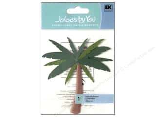 Children EK Jolee's By You: Jolee's By You Stickers Palm Tree