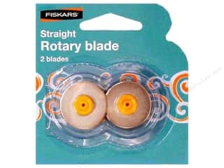 Fiskars Rotary Trimmer Blades 28mm /F Cutting 2pc