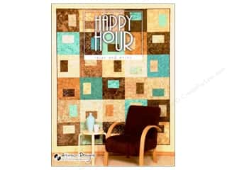 G.E. Designs Fat Quarters Books: Atkinson Designs Happy Hour Book