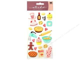 Food Stickers: EK Sticko Stickers Baking