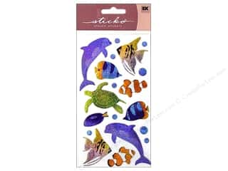 This & That Animals: EK Sticko Stickers Sea Animals
