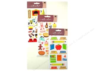 Mother's Day Gift Ideas: EK Sticko Stickers, SALE $0.15-$7.89.