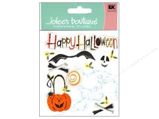 Jolee's Boutique Stickers Halloween