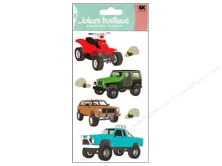 Jolee's Boutique Stickers Large Off Roading