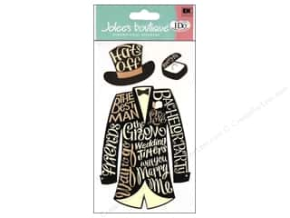 Jolee's Boutique Stickers The Toast Suit