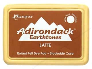 Ranger Adirondack #0 Dye Ink Pad Latte
