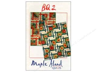 "Maple Island Quilts 12"": Maple Island Quilts BQ2 Pattern"