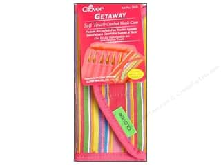 Clover Case Getaway Soft Touch Crochet Hook