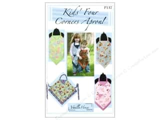 Kids Four Corner Apron Pattern