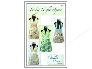 Vanilla House: Vanilla House Friday Night Apron Pattern