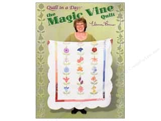 The Magic Vine Quilt Book