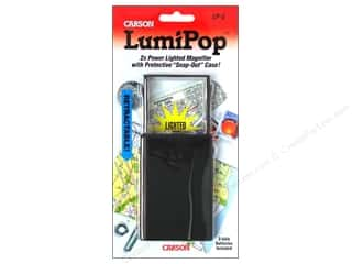 Carson Magnifier LumiPop Pocket 2X