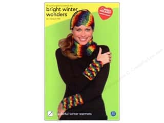 Winter: Coats & Clark Books Bright Winter Wonders Book