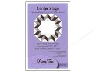 Tiny Center Stage Pattern