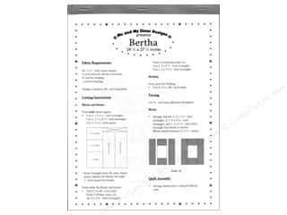 Bertha Charm Tablets Pattern