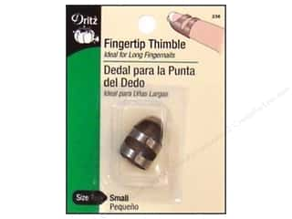 Dritz Thimbles Fingertip Small