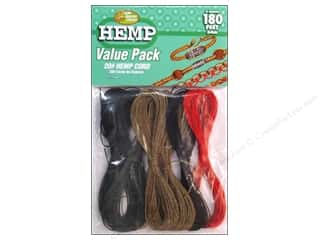 Toner Hemp Value Pack Assorted