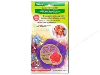 Clover Quick Yo Yo Maker Flower Small 1 3/8&quot;