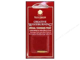 Clearance Blumenthal Favorite Findings: Walnut Hollow Woodburning Point Mini Flow 1pc