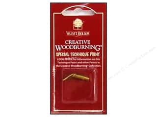 Wood Clockmaking: Walnut Hollow Woodburning Point Shading 1pc