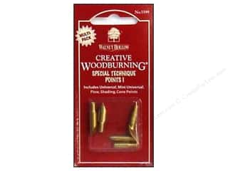 Wood Burning Wood Burning Tools: Walnut Hollow Woodburning Point Special Technique 1 5pc